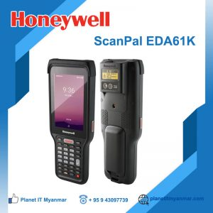 Honeywell ScanPal EDA61K Rugged PDA